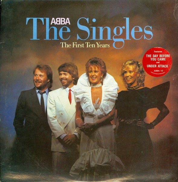 "ABBA - ""The Singles - The First Ten Years"" /1973-1982/ (2LP)"